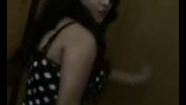 Chandigarh Girl Friend Dances Seductively For Boy Friend