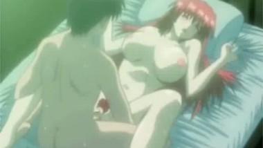 Hentai Big Tits Redhead Slammed Hard