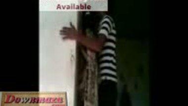 Desi Bhabhi Seducing By Ex-Lover in Public Place