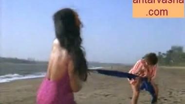 Leena Chandrawarkar in Bikini