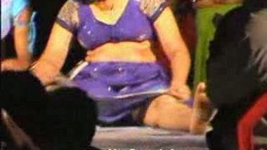 Telugu Hot Girls Night stage dance 12