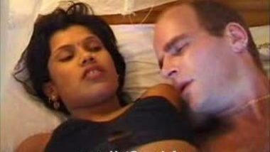 Hot Mumbai grils engaged with foreigner 23