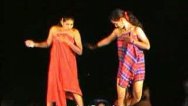 Telugu Hot Girls Night stage dance 28