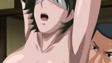 Anime Babe Gangbanged