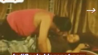 Indian couple in a alone in a room doing the sex