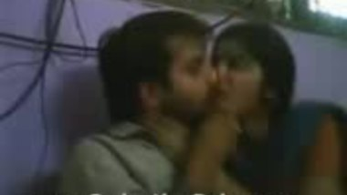 Desi Indian Couple Kiss Before Fucking