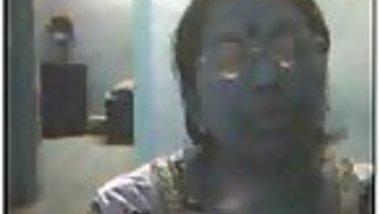 webcam aunty