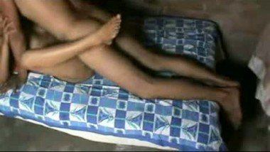 Indian porn tube video of village teen sex