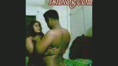Indian village bhabi with neighbor in saree leaked mms