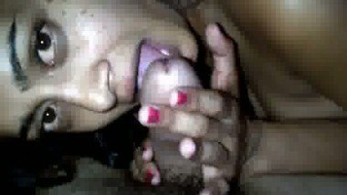 Indian girl blowjob and hard fuck with boyfriend