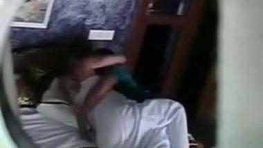 Mallu aunty secret sex affair with neighbor uncle