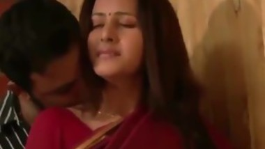 Archana Hot Romance with Courier Boy   Indian Bhabhi Sex With