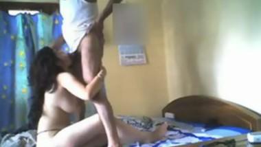 Prabha Bhabhi Sex In Bedroom - full video on hotcamgirls.in