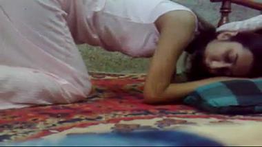 Beautiful Punjabi girl passionate sex with old man – Part 2