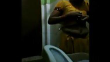 Desi village girl naked hidden capture
