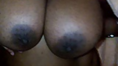 Huge boobs Erect Nipples Mallu Aunty after one year...part 3