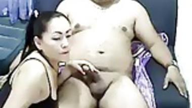 Lucky wife