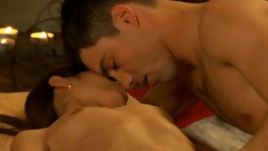 Hot Massage Turns Into Some Lesbian Fingering