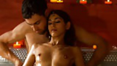 Sensual Indian Couple Lovers From India