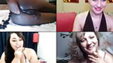 3 cam models and whipped cream in my asshole