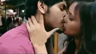 Bengali actress mimi chakraborty lip lock kiss scene