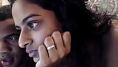 Black Hunk Fucks His Indian Teen Wife On Webcam