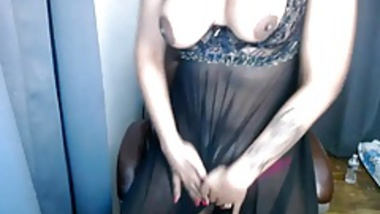 Horny Lily Playing Indian Mom Role Play Seducing Step Son