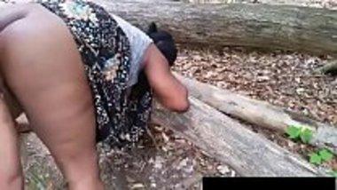 Bihari sexy aunty getting her big butt drilled