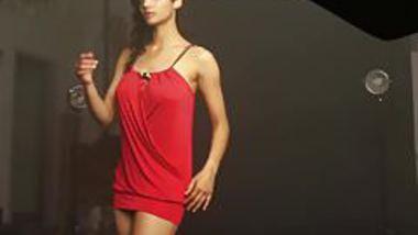 Shanaya Red nude photoshoot, no audio
