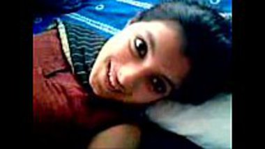 Desi college girl riding the dick of her tenant