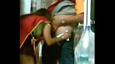 Indian hidden cam showing sex in the store