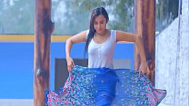 Hot video of Nipa in music video Moner Dame