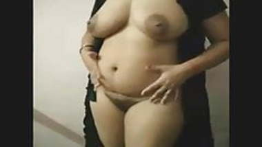 sexy INDIAN PREGNANT BHABHI strip