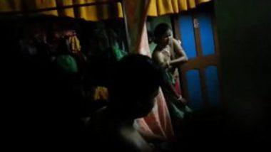 Sexy Bengali Bhabhi Devar Caught Together