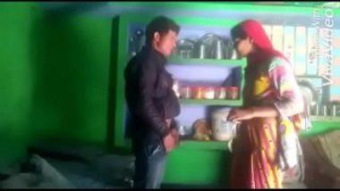 Sexy Muslim Bhabhi Getting Ass Fucked By Devar