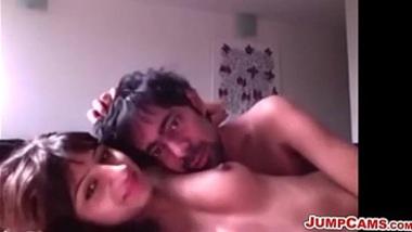 Indian Teen Rides Boyfriends Cock