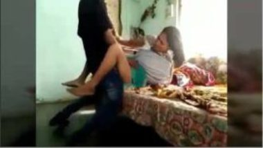 Fucking Pussy And Ass Of Hot Mallu Maid