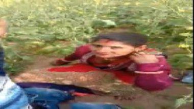 Village Indian Bhabhi Caught While Having Sex In Farm