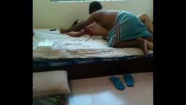 Hot Indian Wife Having Sex With Boss In Guest House