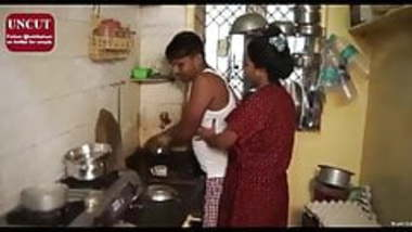 Desi Wife Video Call with Boss