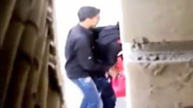 Delhi Guy Caught Fucking Ass Of Hot Hijabi Neighbor
