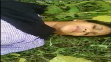 Lovely Chut Of Sexy Village Girl Banged In Open Farm