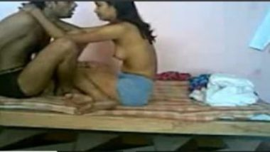 Young Indian College Couple Sex Video Self Recorded