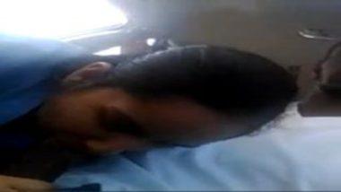 NRI indian girl sucking black guy big cock