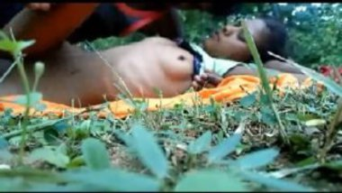 Sexy desi neighbor girl fucked hard in forest