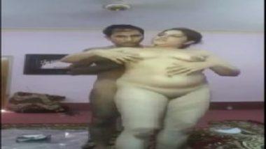 Punjabi aunty hot sex with neighbor uncle