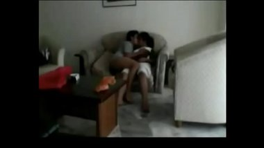 Indian Hidden Camera Messing Around On Sofa - ALLTHECAMSLUTS.com