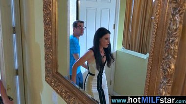 Loving Big Cok Mature Lady (india summer) Perform Amazing Sex On Cam video-16
