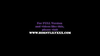 Horny lily Virtual Fuck