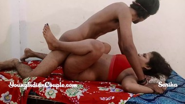 Chubby Indian College Girl Fucks Her Lover During Vacation